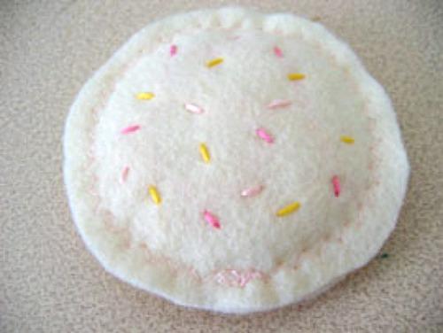 Felt Sugar Cookies for Playtime