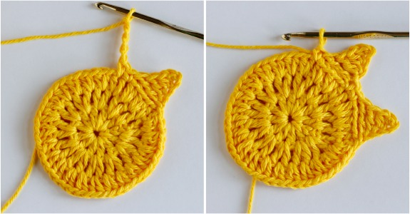 Crochet Sun Coasters for Summer Parties | Make and Takes | 300x575
