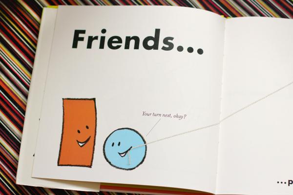 Friendshape Storybook