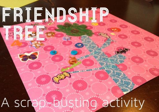 Friendship Trees