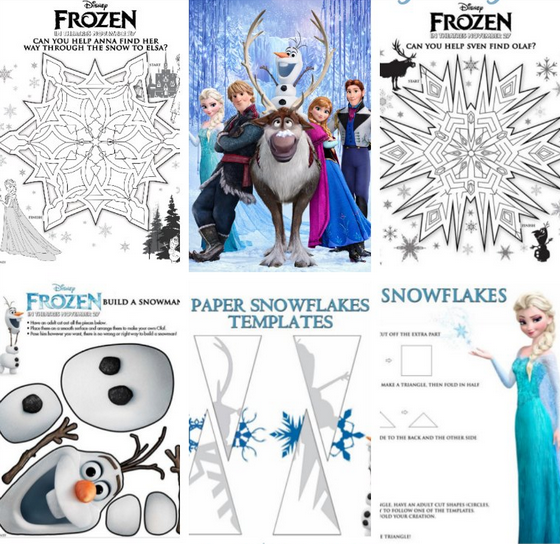 35 Frozen Birthday Party Ideas