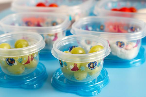 Frozen Lunch Packs