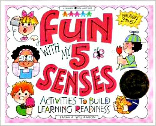 Fun With My 5 Senses by Sarah Williamson