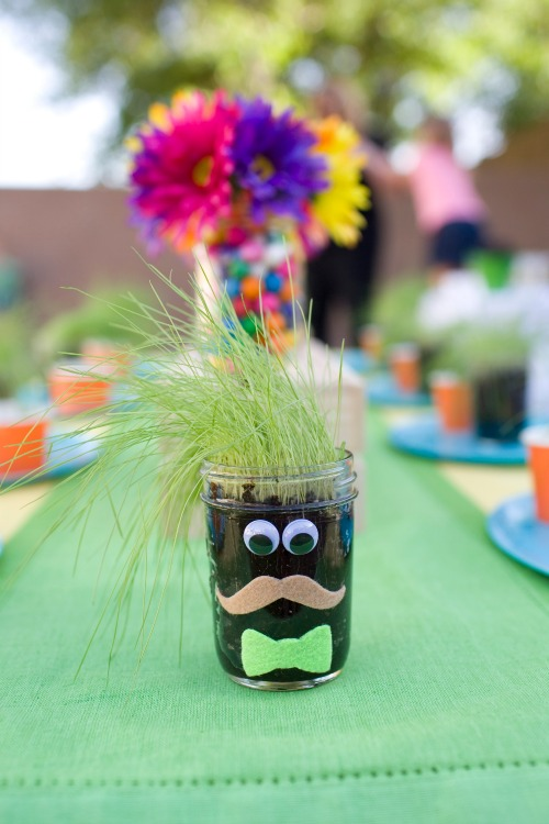 Fun ideas for a party in a jar