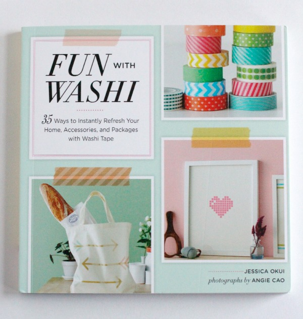 Fun with Washi by Jessica Okui