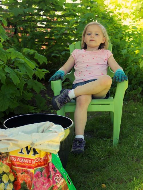 Gardening Chairs