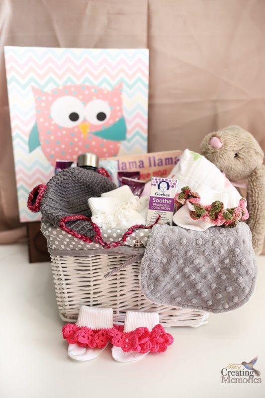 Newborn Gift Basket