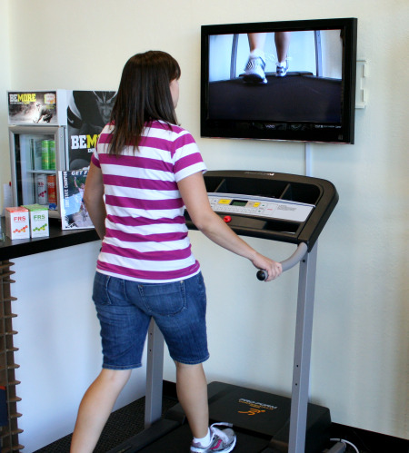 Get Fit Treadmill Camera