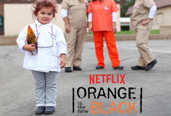 Gina Lee Orange is the New Black Netflix