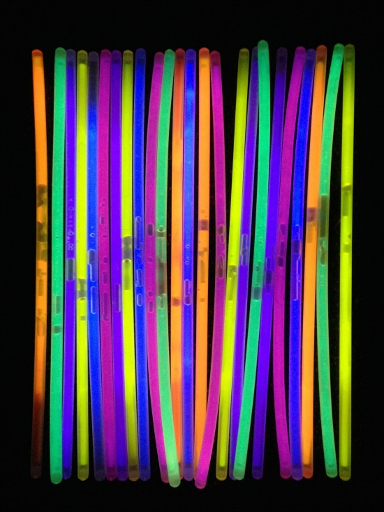 Glow Stick Night Games