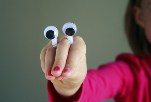 how to make googly eyes
