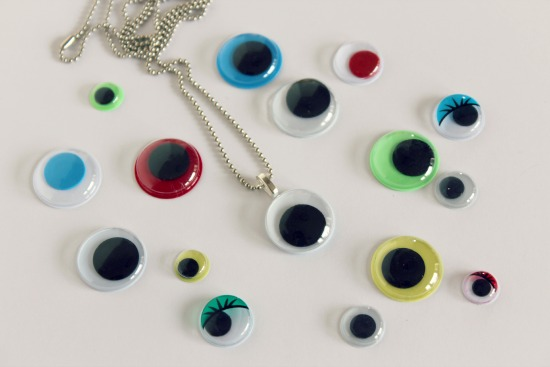 More Silliness With Googly Eye Jewelry Make And Takes