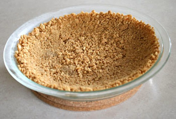 Graham Cracker Crust for Chocolate Pudding Pie