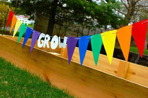 Grow Garden Banner