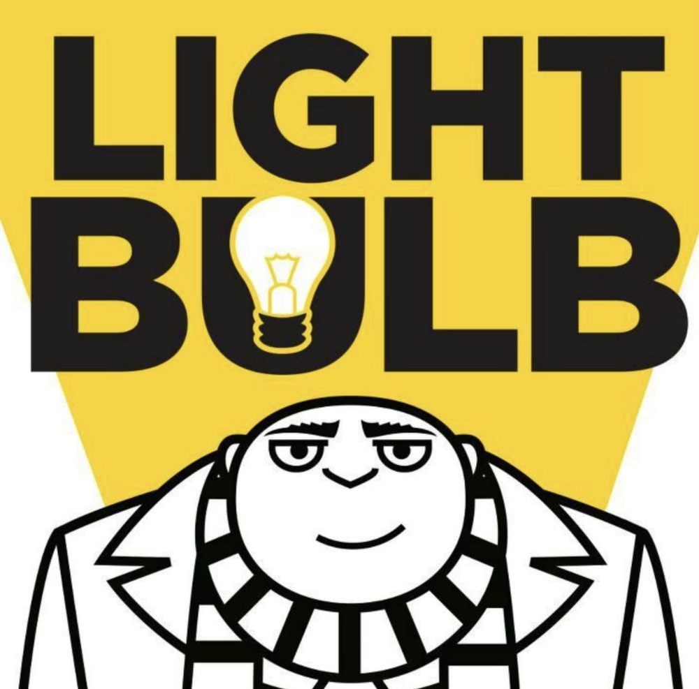 Gru Light Bulb Moment