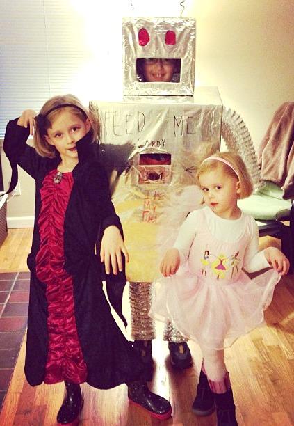 Get Through Halloween Costume Anxiety