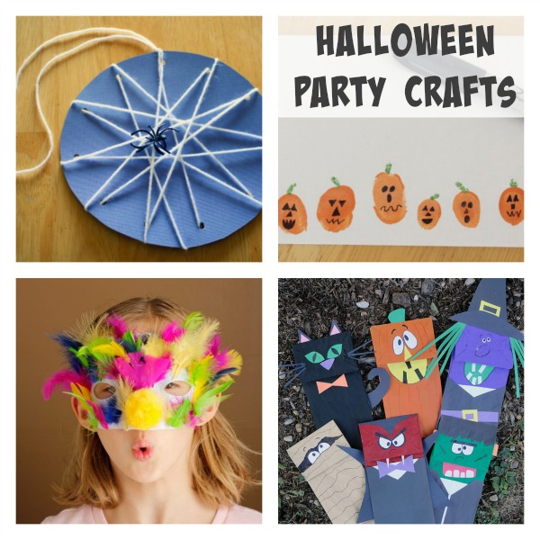 Kids Party Craft Ideas Part - 42: Halloween Party Craft Ideas