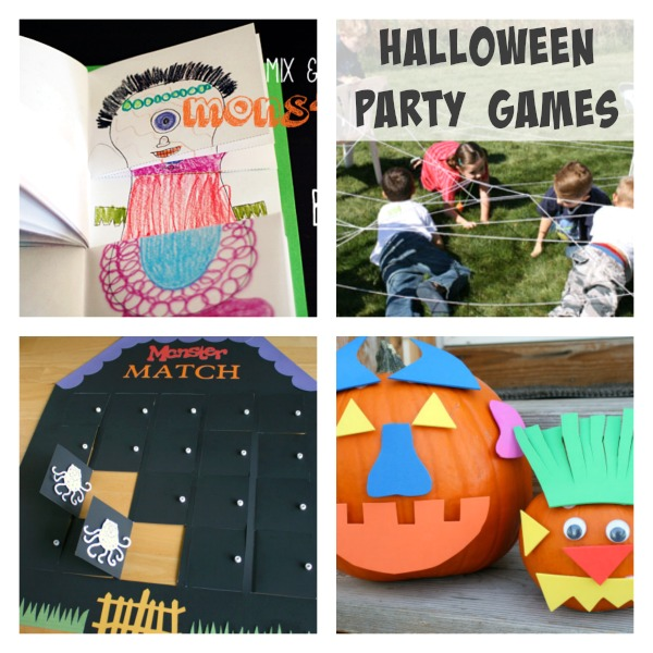 halloween party game ideas - Game Ideas For Halloween Party