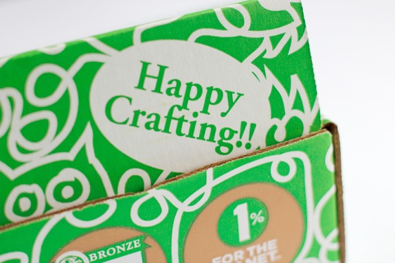 Happy Crafting from Green Kid Crafts