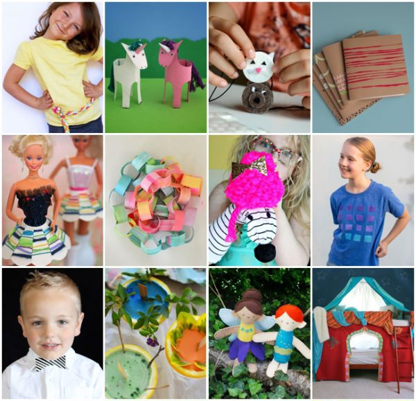 Happy Handmade eBook - crafts for kids