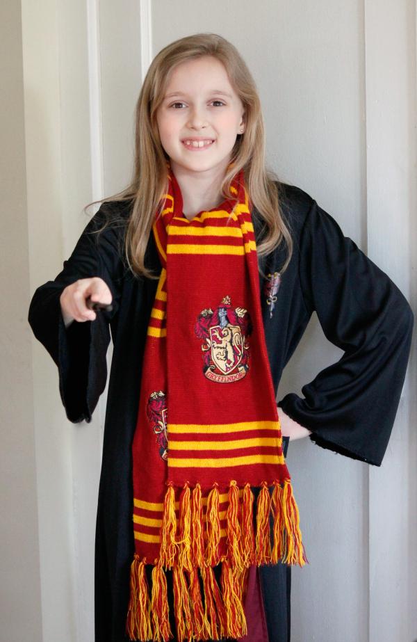 Harry Potter Costume on Totspot