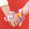 Heart Foam Bracelets Make and Takes for Kids Book makeandtakes.com