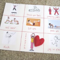 Heart Healthy Exercise Game
