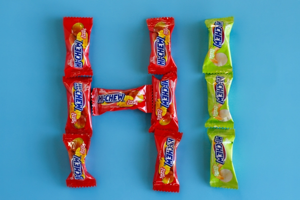 Hi-Chew Candy Crafts