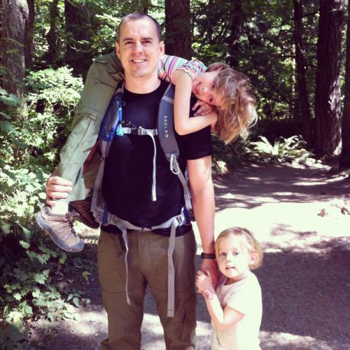 Hiking in Washington