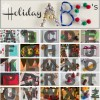Holiday ABC Collage