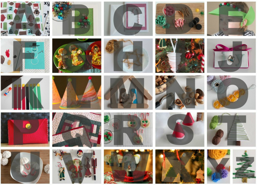 Find All Sorts Of Fun Crafts And Activities For The Whole Family In Our Holiday ABC Series