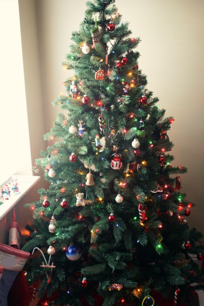 Holiday Christmas Tree