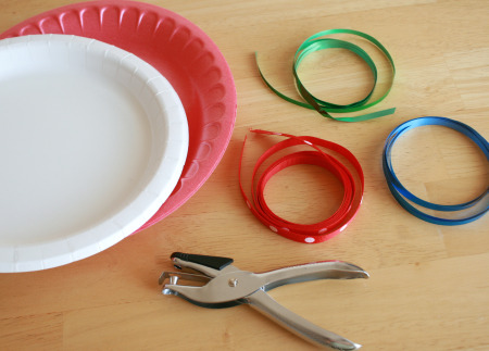 Holiday Plate Supplies