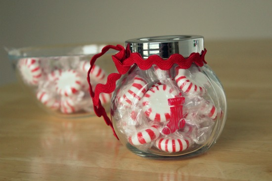 Holiday Treat Jar Gifts