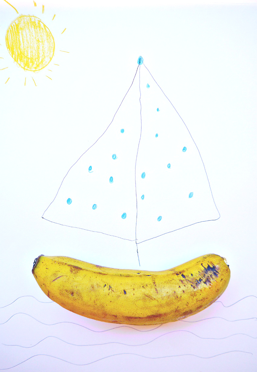 Drawing Activity With Fruits And Vegetables Make And Takes