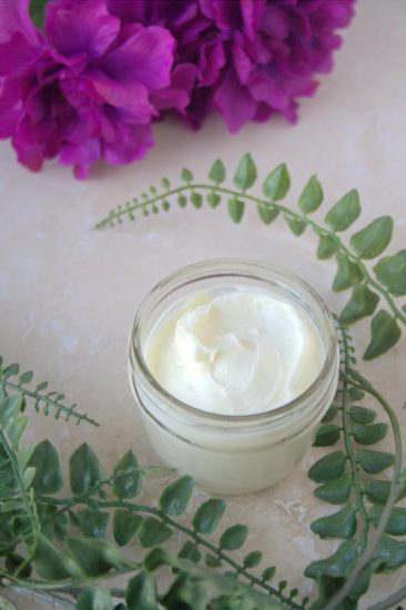 DIY Vitamin E Night Cream