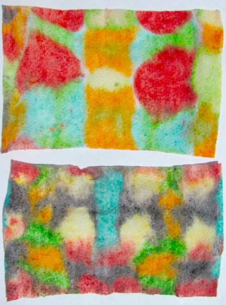 Summer Camp For Kids Tie Dye Baby Wipes Make And Takes