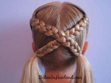 The Letter X Braid
