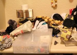 organize accessories