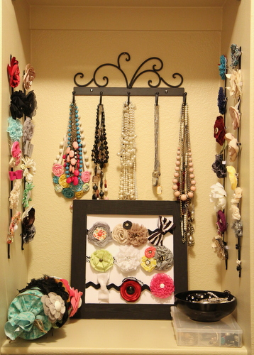 Time to Organize Your Accessories!