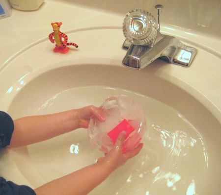 Ice Cube Tub Time Make And Takes