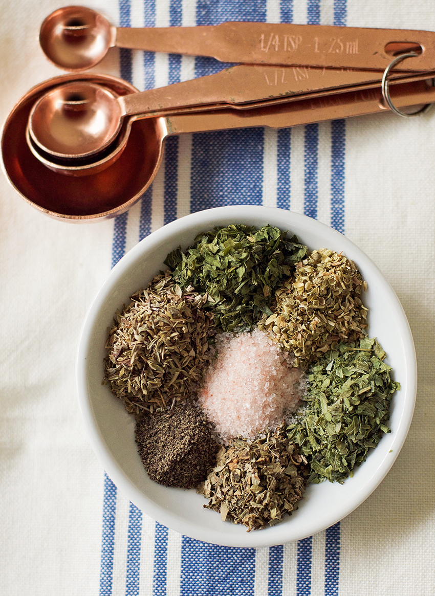 Simple Homemade Spice Blends: Italian Spice Blend