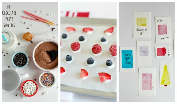 January 2015 Projects to Make