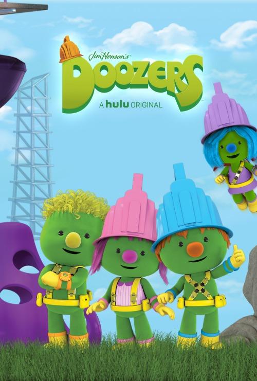 Jim Henson's DOOZERS a Hulu original