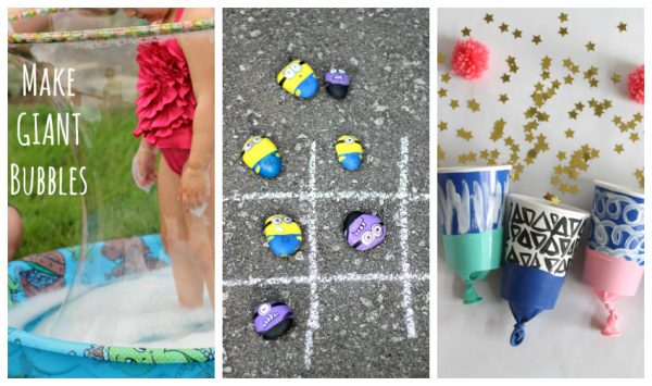 July 2015 DIY Projects
