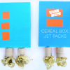 Kids Craft Recycled Box Jet Pack