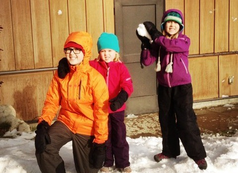 4 Tips for Family-Friendly Outdoor Winter Fun