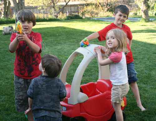 Splish Splashin Toy Car Wash Make And Takes