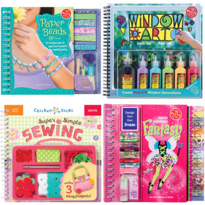 Klutz Craft Bundle