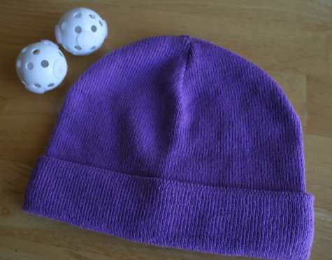 Knit Hat Catch Game